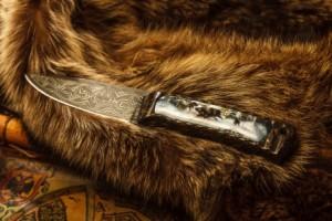 owlknife дамасская сталь финифть 2222