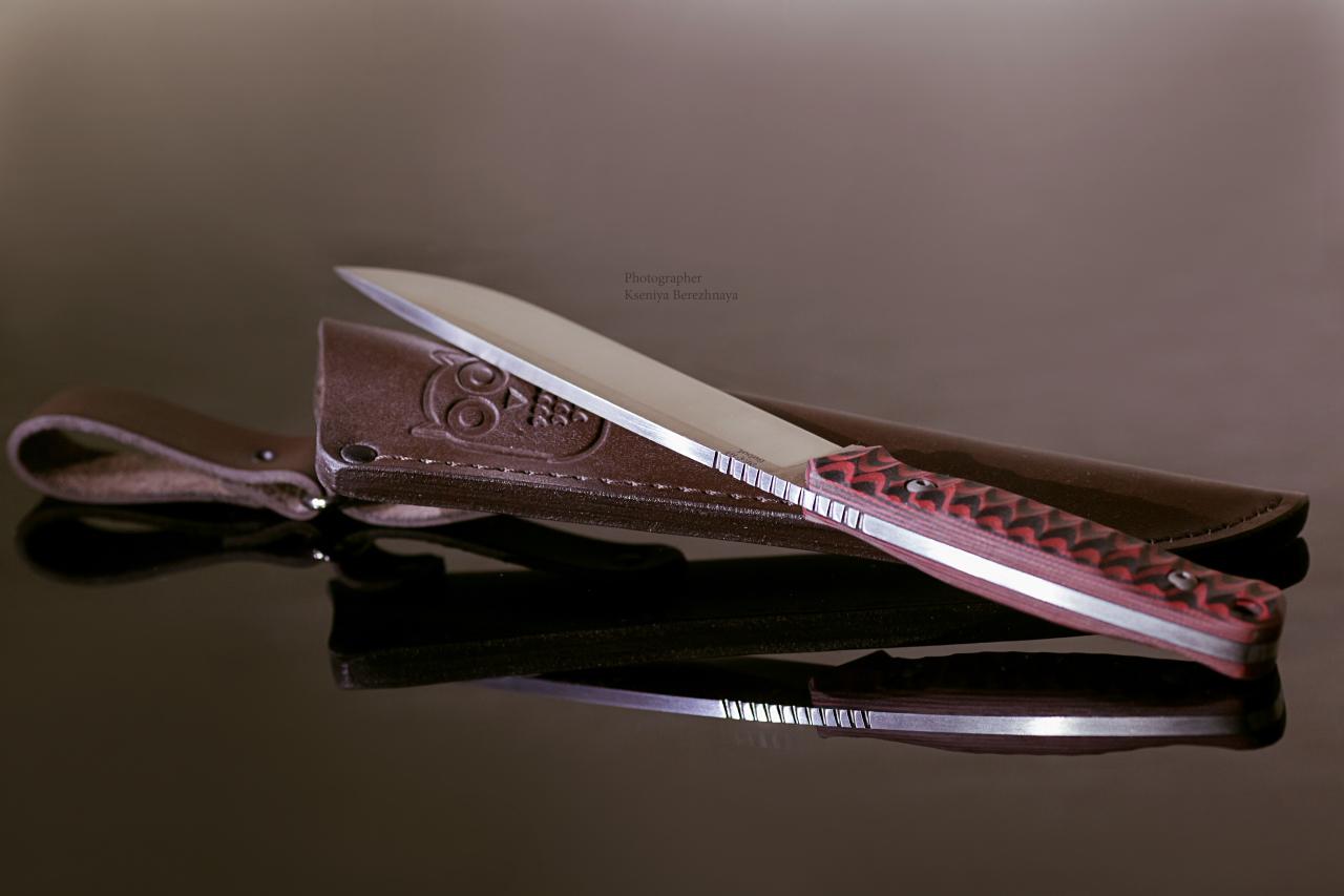 фото нож для леса